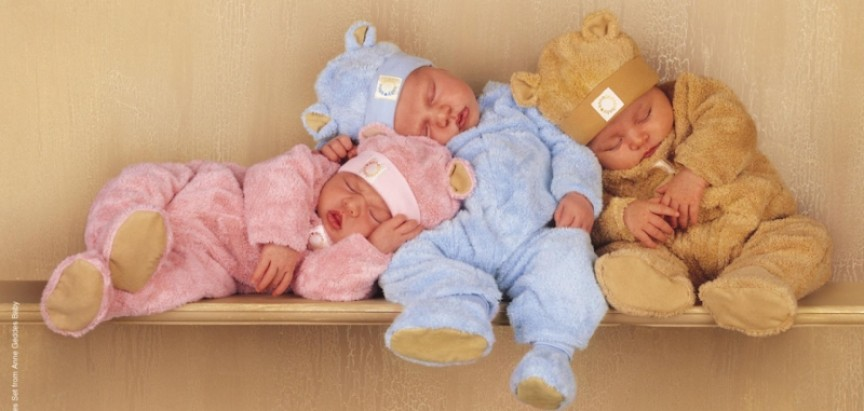 Ovo su najpopularnija dječja imena u Hrvatskoj