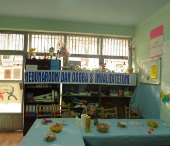 UGRPP Djeca nade prigodnim programom obilježila Međunarodni dan osoba s invaliditetom