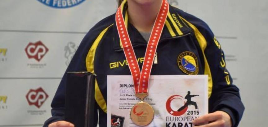 Delfina Tadić peta na Svjetskom prvenstvu u karateu u Indoneziji