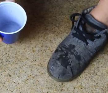 Svake cipele postaju otporne na vodu uz ovaj genijalan trik