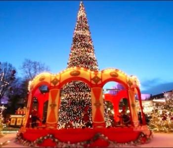 Danci su postavili čak 11.000 božićnih jelki u glavnom gradu