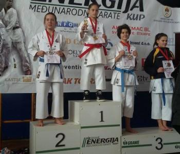 Nove medalje KK Empi u Banja Luci