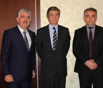 Herceg i Špago s veleposlanikom Wigemarkom
