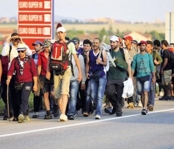 Hrvatska, Slovenija, Srbija i Makedonija više ne primaju ekonomske izbjeglice
