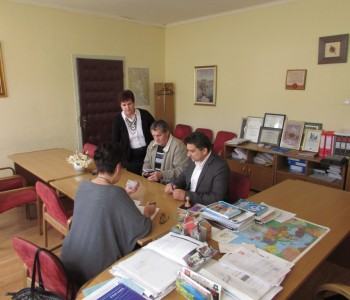 Tripartitni sporazum o donaciji građevniskog materijala