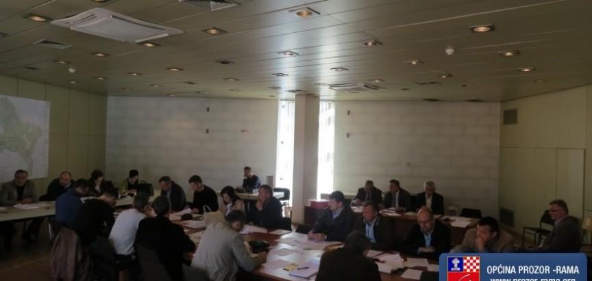 Najava: 30. sjednica Općinskog vijeća Prozor – Rama