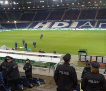 Otkazana utakmica Njemačka – Nizozemska u Hannoveru, policija evakuirala nogometaše i navijače