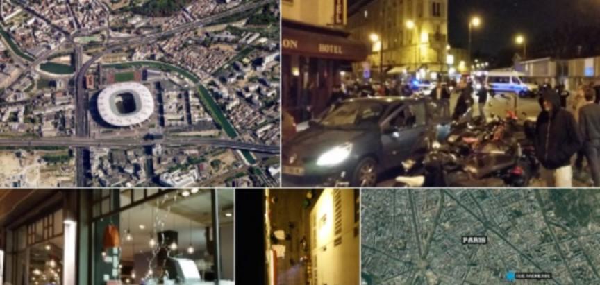 Pokolj u Parizu – 120 mrtvih, Francuska zatvorena i izolirana
