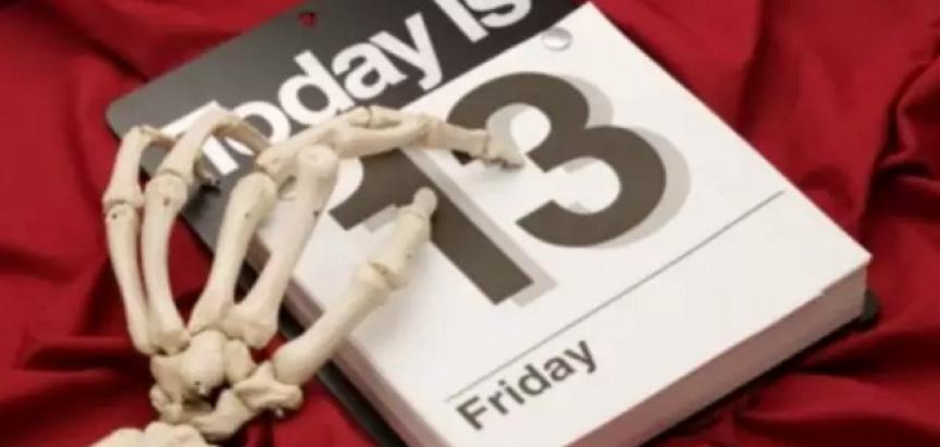 Petak 13.: Doznajte 13 stvari o danu kojeg se svi tako bojimo