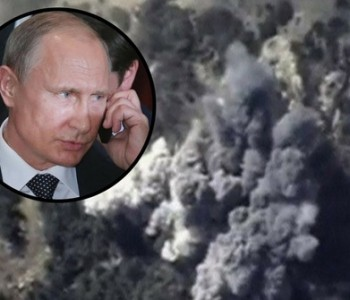 Putinova osveta: Ruski avioni uništavaju srce ISIL-a u Siriji