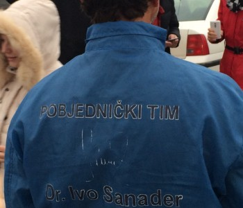 Sanader izašao na slobodu i opet teško optužio Jadranku Kosor