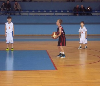 FOTO: Najmlađi košarkaši HKK Rama bolji od vršnjaka iz Jajca