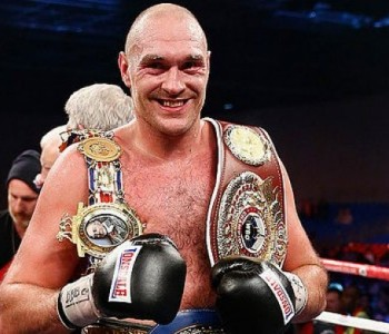 Tyson Fury šokirao Klička u Duesseldorfu!
