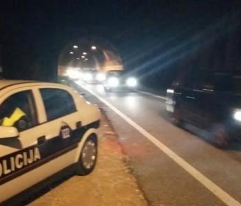 Eksplozija u tunelu Salakovac kod Mostara. Bomba eksplodirala ispred auta generala Ante Jeleča