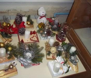 FOTO: Održana kreativna božićna radionica u OŠ Marka Marulića Prozor