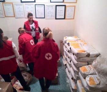Crveni križ Prozor-Rama vršit će podjelu paketa svojim korisnicima