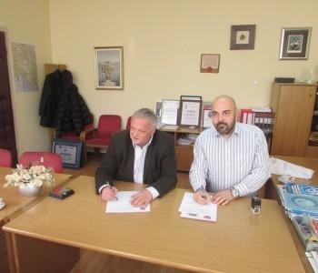 Potpisan Sporazum o suradnji između Općine Prozor-Rama i Nansen dijalog centra Mostar