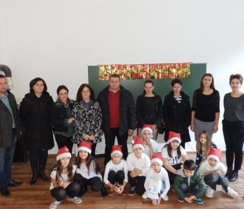 Foto: Božićna priredba u Kovačevu Polju