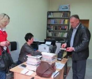"""Nova donacija Narodnoj knjižnici """"Rama"""""""