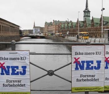Danci referendumom odlučili izaći iz Europola