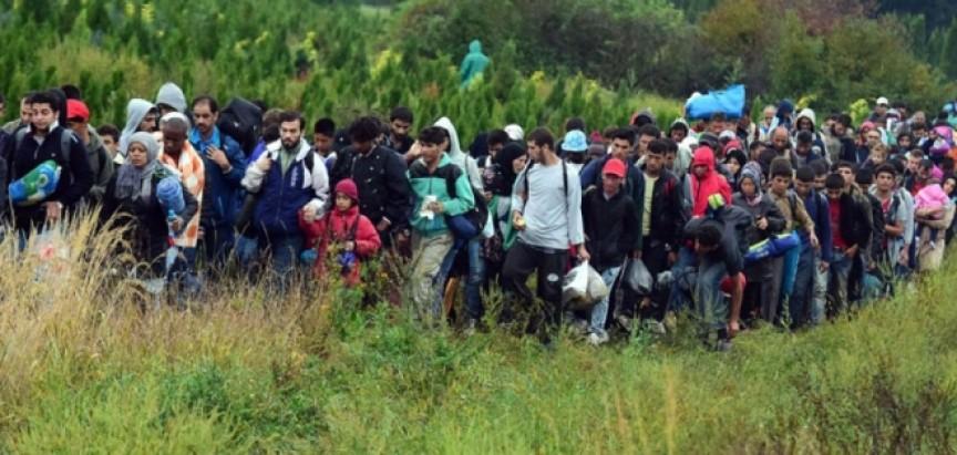 Više od 60 milijuna izbjeglica, oko 2,5 milijuna tražitelja azila