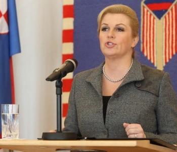 Treći krug konzultacija predsjednice s parlamentarnim strankama