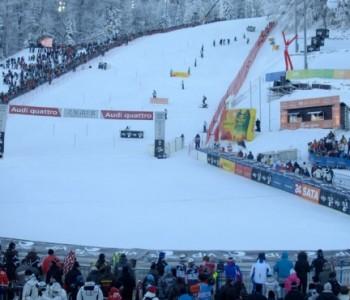 Slalomi sa Sljemena prebačeni u Santa Caterinu