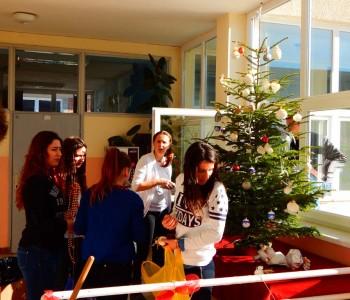 Božić u Srednjoj školi Prozor