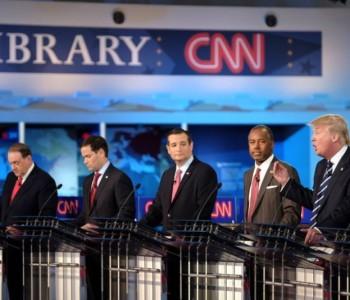 Sedam američkih predsjedničkih kandidata u tv debati