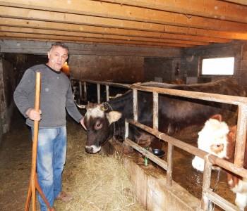 Zdravko Knežević: Od proizvodnje mlijeka se može živjeti