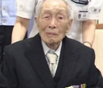 U Japanu umro najstariji muškarac na svijetu