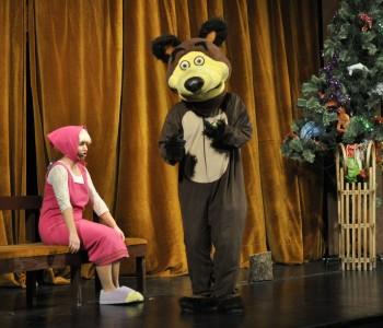 """Hit predstava """"Maša i medvjed"""" stiže u Prozor"""