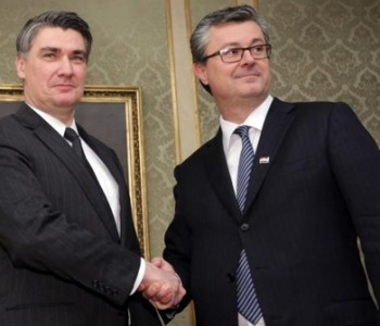 Hrvatska: Potvrđena Vlada s 83 glasa za, izvršena primopredaja vlasti.