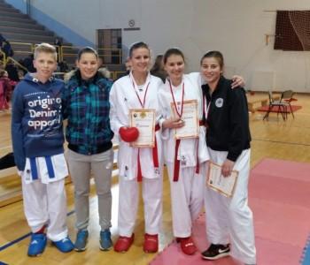 Dobar start KK EMPI u prvom kolu Karate lige regije Hercegovina