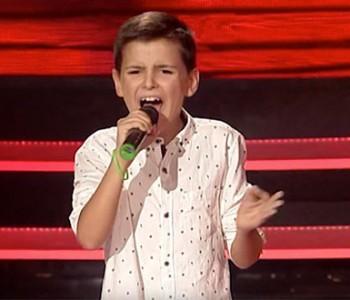 Moj san je zapjevati na dječjoj Euroviziji