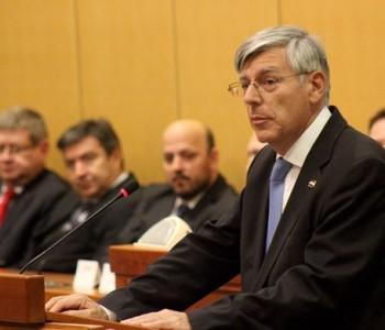 Saboru se u petak predstavlja nova hrvatska Vlada