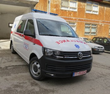 "FOTO: Dom zdravlja ""Rama"" dobio novo vozilo hitne medicinske pomoći"