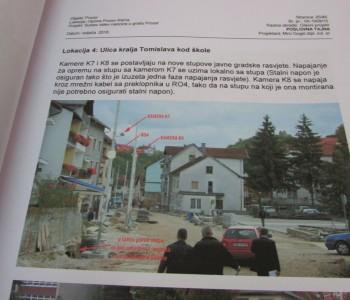 Završen glavni projekt videonadzora za grad Prozor