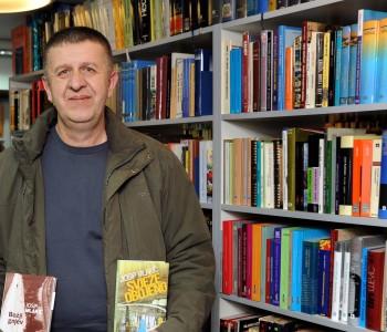 U dobrom društvu: Josip Mlakić, pisac našeg doba