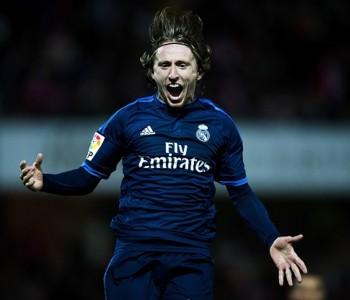 Legende Reala klanjaju se Modriću