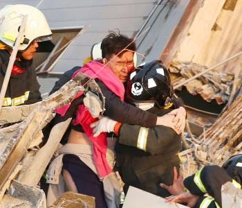 Tajvan: Najmanje sedam ljudi poginulo u razornom potresu