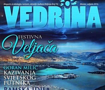"""Ramska idila u magazinu """"Vedrina"""""""