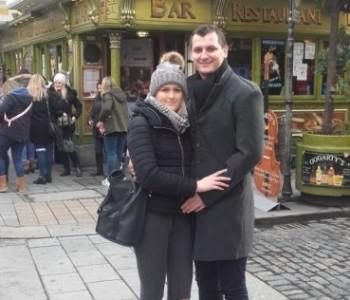 U jednom danu dala otkaz i kupila jednosmjernu kartu za Irsku
