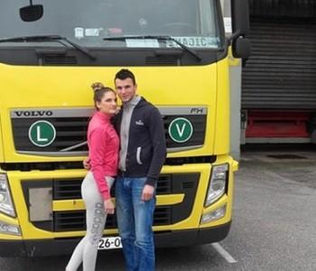 Hercegovac poveo mladu na bračno putovanje kamionom