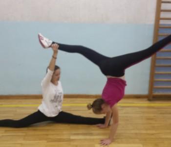 Predstavljamo mlade gimnastičarke OŠ Marka Marulića Prozor