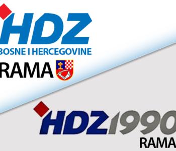 Priopćenje OO HDZ 1990 Prozor-Rama