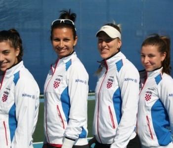 Fed Cup: Hrvatice otvaraju s Estonijom, Vekić otkazala nastup