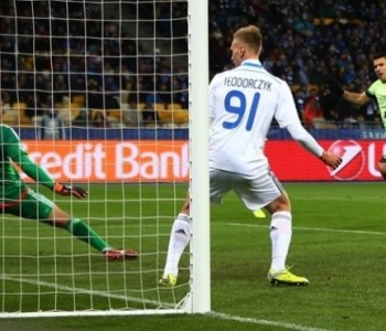 City slavio u Kijevu, bez golova u Eindhovenu
