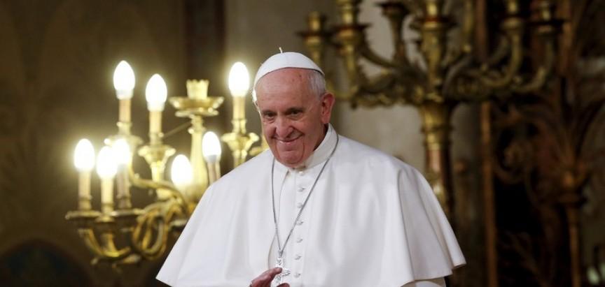 Papa Franjo dobio prvu glumačku ulogu