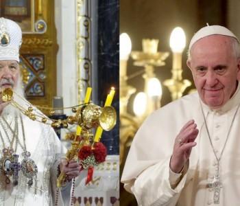 Povijesni susret: Papa Franjo i patrijarh Kiril na Kubi